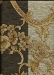 Roberto Cavalli Home No.5 Wallpaper RC16075 By Emiliana For Colemans